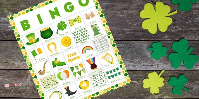 st patricks day party games ideas