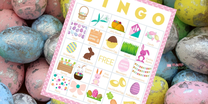 easter games for adults families