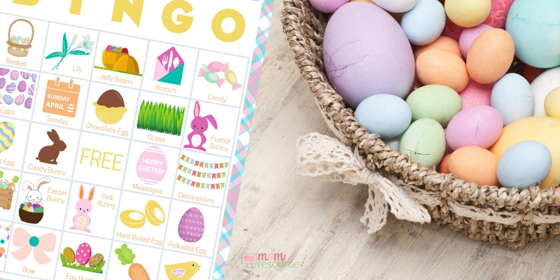 easter games for adults printable