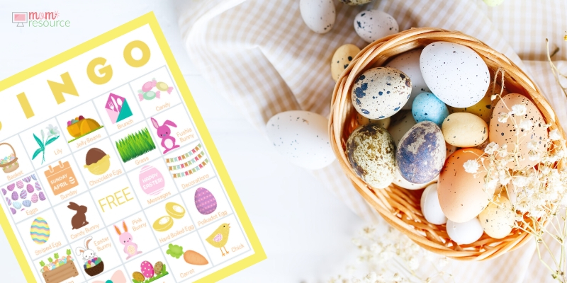 easter games for families