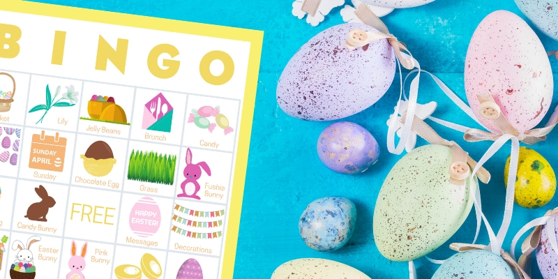 easter games for kids fun ideas