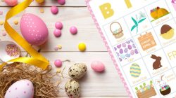 Easter Games – Printable Bingo Cards