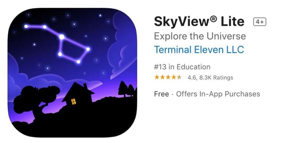 apps for stargazing