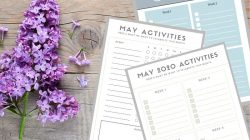 May Activities & Social Media Holidays Calendar