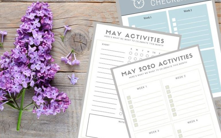 may activities for kids adults celebrations ideas