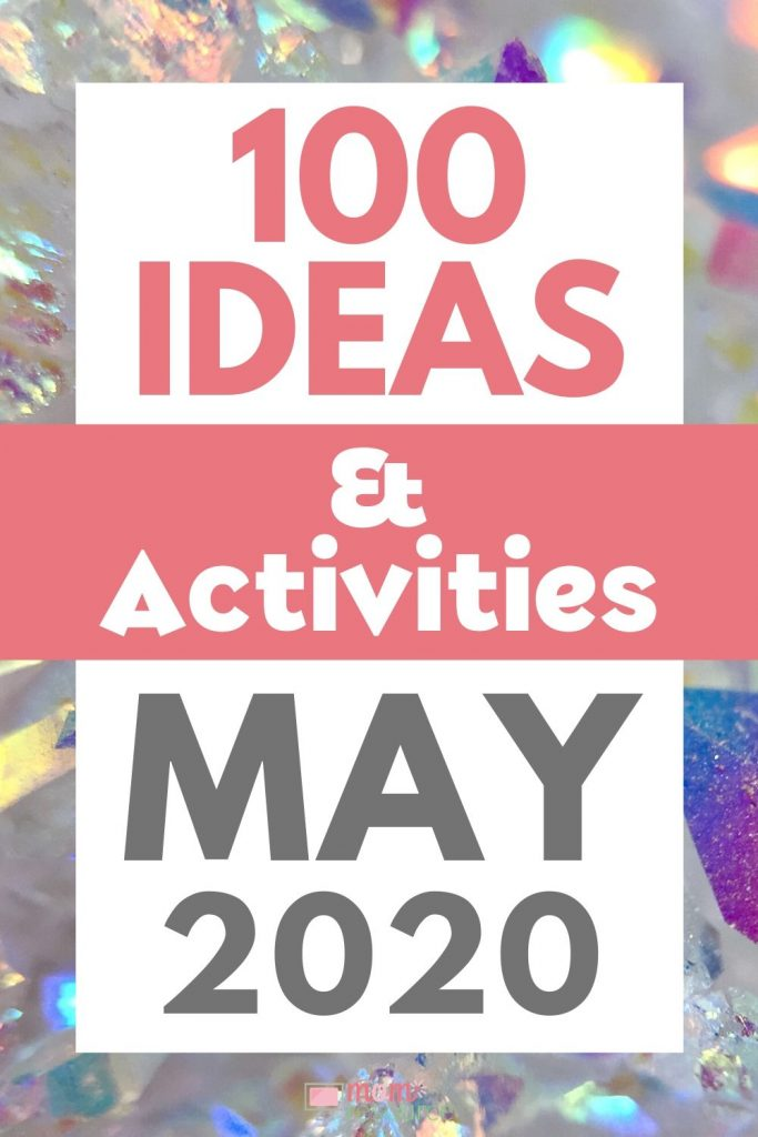 may activities ideas