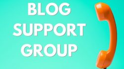 Blog Support Group With Training & Results