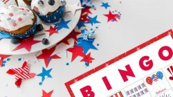 July 4th Bingo – Fun Games For Families