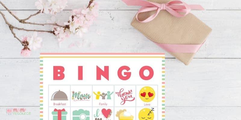 bingo gift game