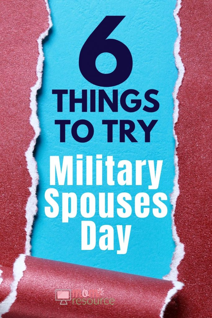 military spouses day