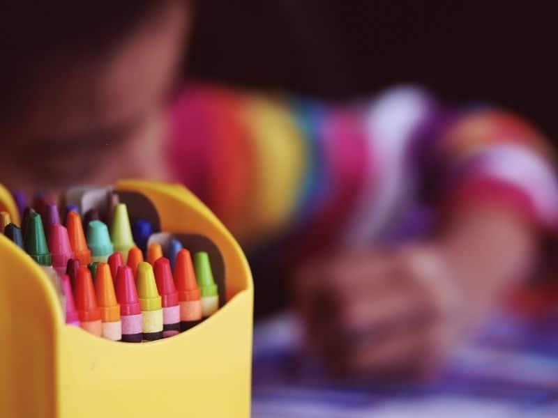 kid coloring