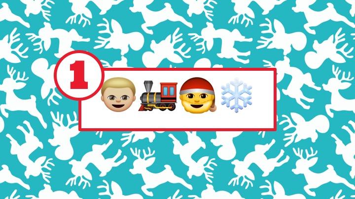 Christmas Emoji Game