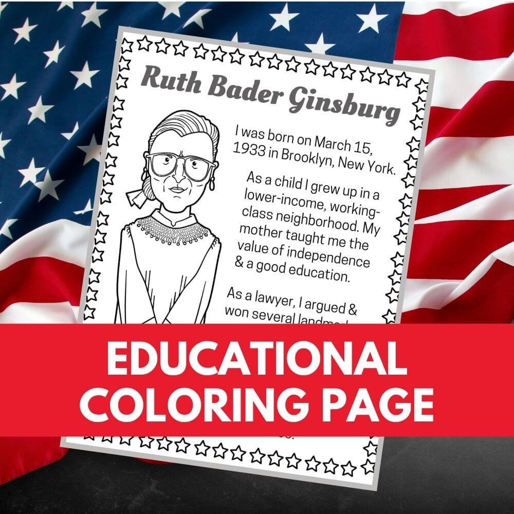 ruth bader ginsburg for kids