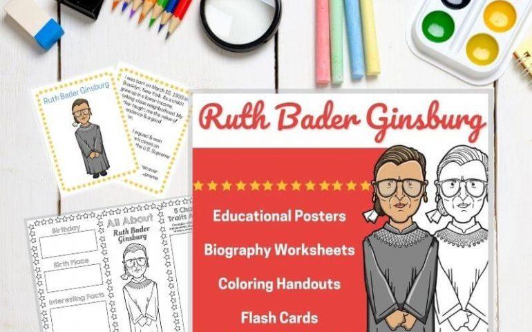 ruth bader ginsburg lessons