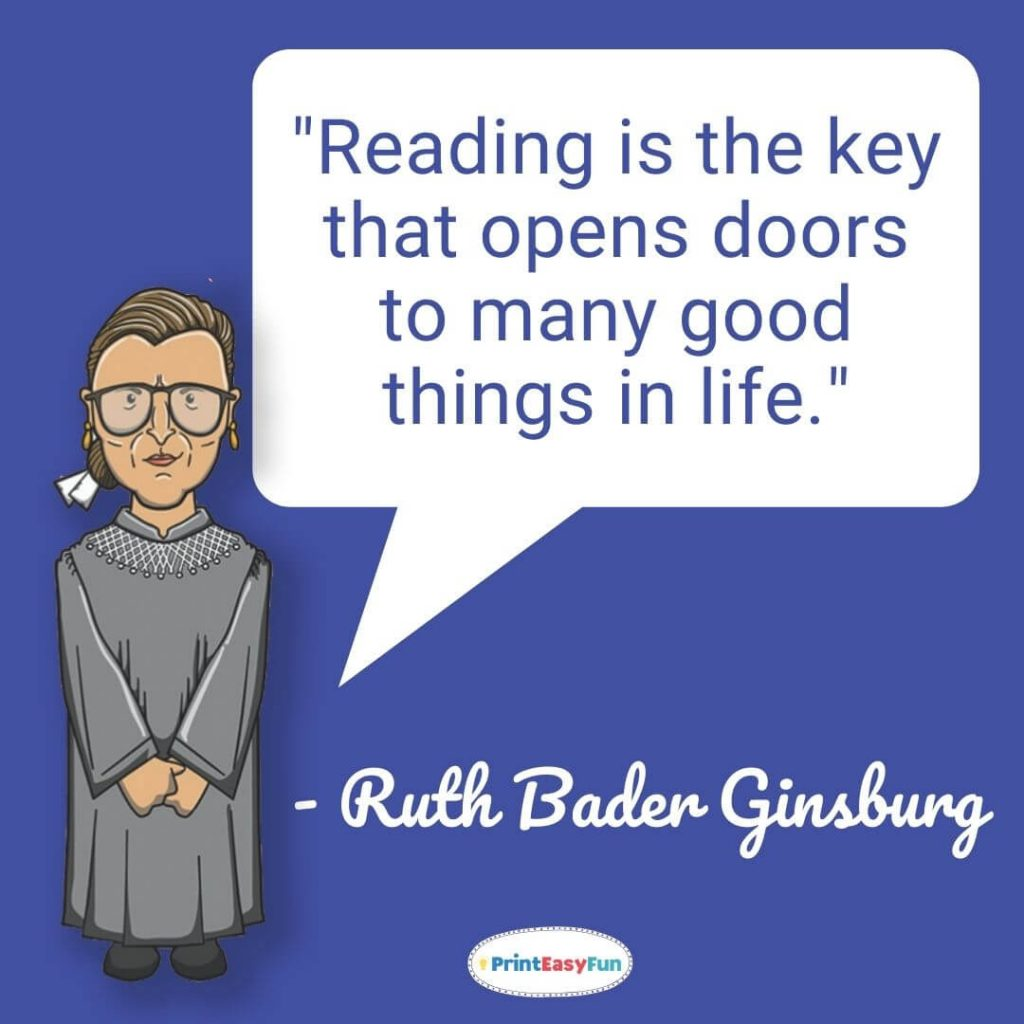 ruth bader ginsburg quotes on law
